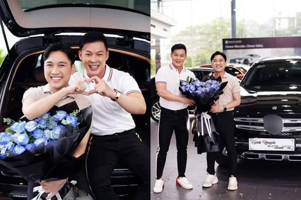 """10 năm bên nhau, Don Nguyễn được bạn trai tặng xe hơi tiền tỷ: """"Hơn 8 tuổi đóng vai vợ vẫn mãn nguyện"""""""