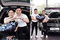 10 năm bên nhau, Don Nguyễn được bạn trai tặng xe hơi tiền tỷ: