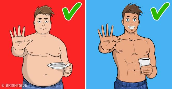 """10 hiểu sai về những """"bí quyết"""" giảm cân nhiều người vẫn đang mắc phải"""