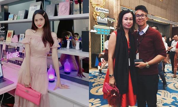 """Với sở thích túi hiệu đồng điệu thế này, mẹ Matt Liu và Hương Giang chắc chắn là cặp """"mẹ chồng - con dâu"""" tương lai ăn ý nhất nhì showbiz"""