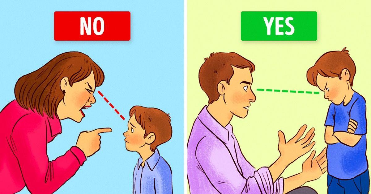 7 điều cha mẹ cần biết để ứng phó khi con cãi hỗn láo