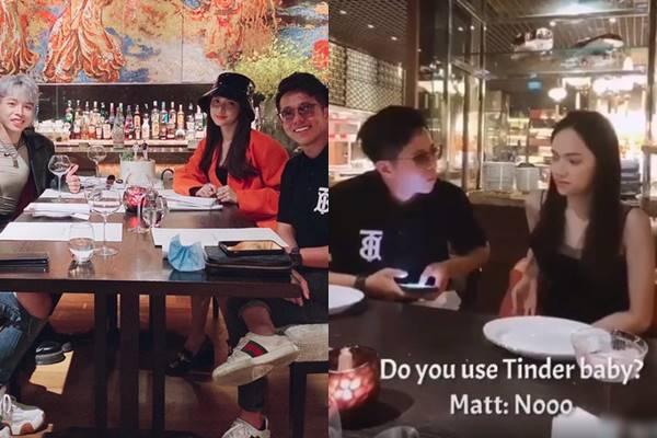 """Nghi ngờ Matt Liu 'gạ gẫm' gái đẹp, Hương Giang đăng clip chất vấn """"mặt đối mặt"""" với CEO"""