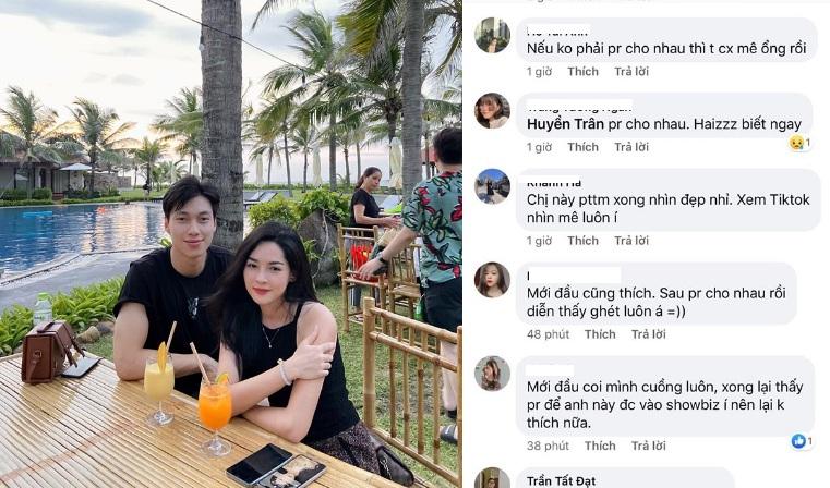 """Bị tố khóa Instagram để tránh thị phi sau chuyện tình với Alan Phạm, Vũ Thanh Quỳnh tức giận: """"Tiền không có, yêu đương gì"""""""