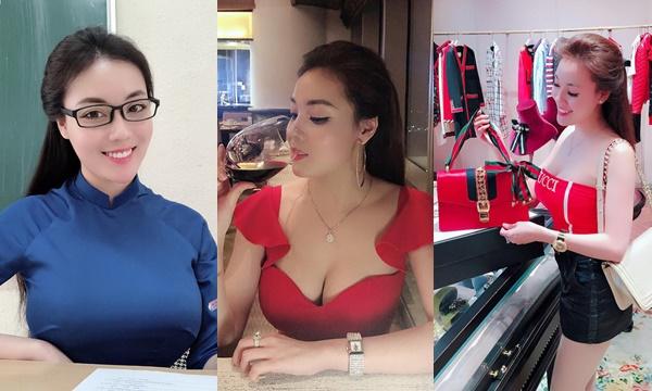 Âu Hà My: Nữ giảng viên đại học bốc lửa từ giảng đường ra đến ngoài đường