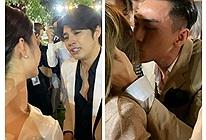 Khoảnh khắc xấu hổ sao Việt: Noo Phước Thịnh khóc nức nở, Isaac hôn Khổng Tú Quỳnh thắm thiết