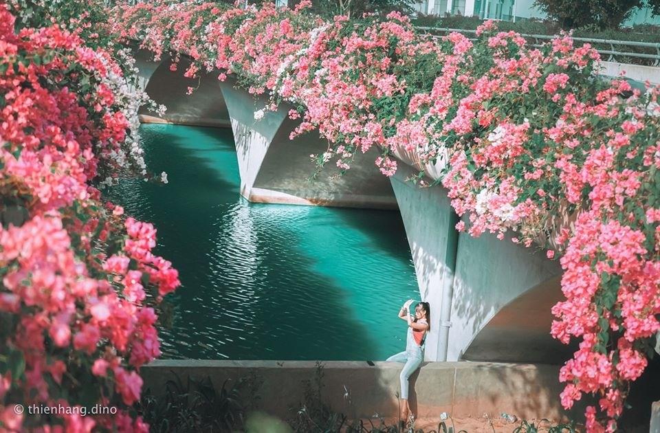 """Phát hiện cây cầu """"cực phẩm"""" ngay bên hông Hà Nội, check-in sương sương cũng có ngay ảnh đẹp"""
