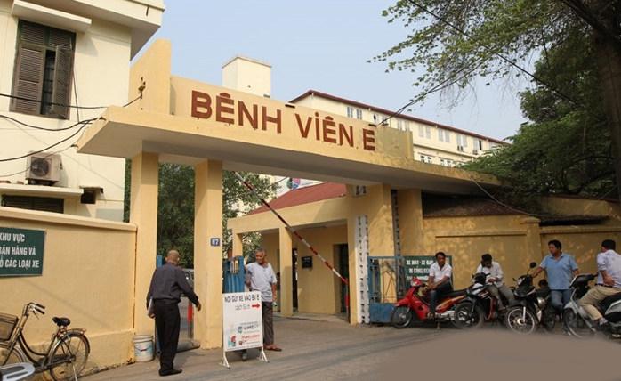 Bệnh nhân Covid-19 ở Bệnh viện E Hà Nội chưa từng đi qua các ổ dịch trên cả nước