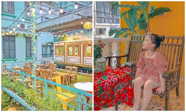 """Phát hiện quán cafe """"Đà Lạt ở Cầu Giấy"""" siêu HOT khiến giới trẻ Hà thành đứng ngồi không yên"""
