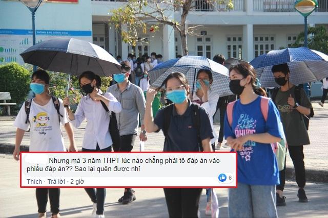 """""""Cái kết đắng"""" cho 3 thí sinh Quảng Ninh khoanh đáp án vào đề thi khi Bộ GD&ĐT yêu cầu làm đúng quy chế"""