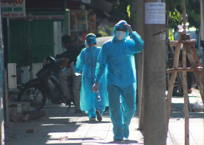 Hải Dương, Đà Nẵng có thêm 2 ca Covid-19 lây nhiễm trong cộng đồng