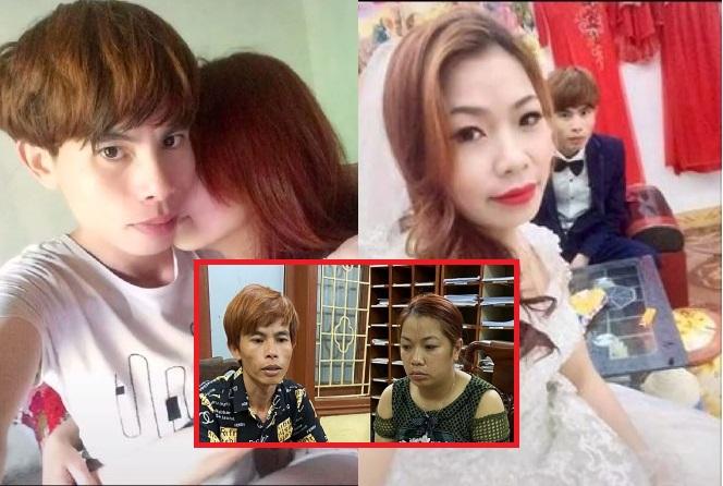 """Loạt ảnh """"tình bể tình"""" của 2 đối tượng trong vụ bắt cóc bé trai ở Bắc Ninh: Đúng là """"vì yêu cứ đâm đầu"""""""