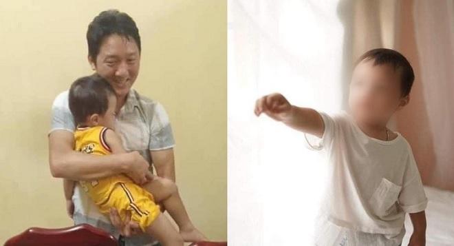 Xúc động khoảnh khắc bé 2 tuổi ở Bắc Ninh đoàn tụ gia đình sau hơn 1 ngày mất tích