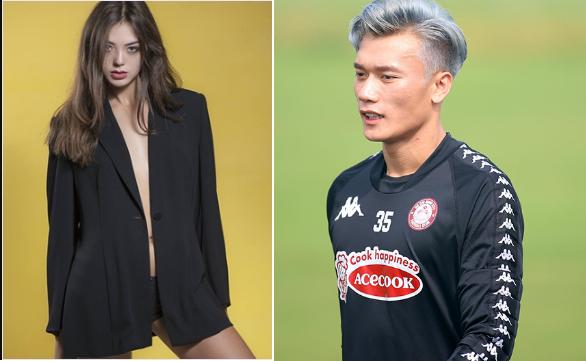 Hết yêu gái Việt, Bùi Tiến Dũng chuyển sang hẹn hò mẫu Tây xinh đẹp người Ukraine