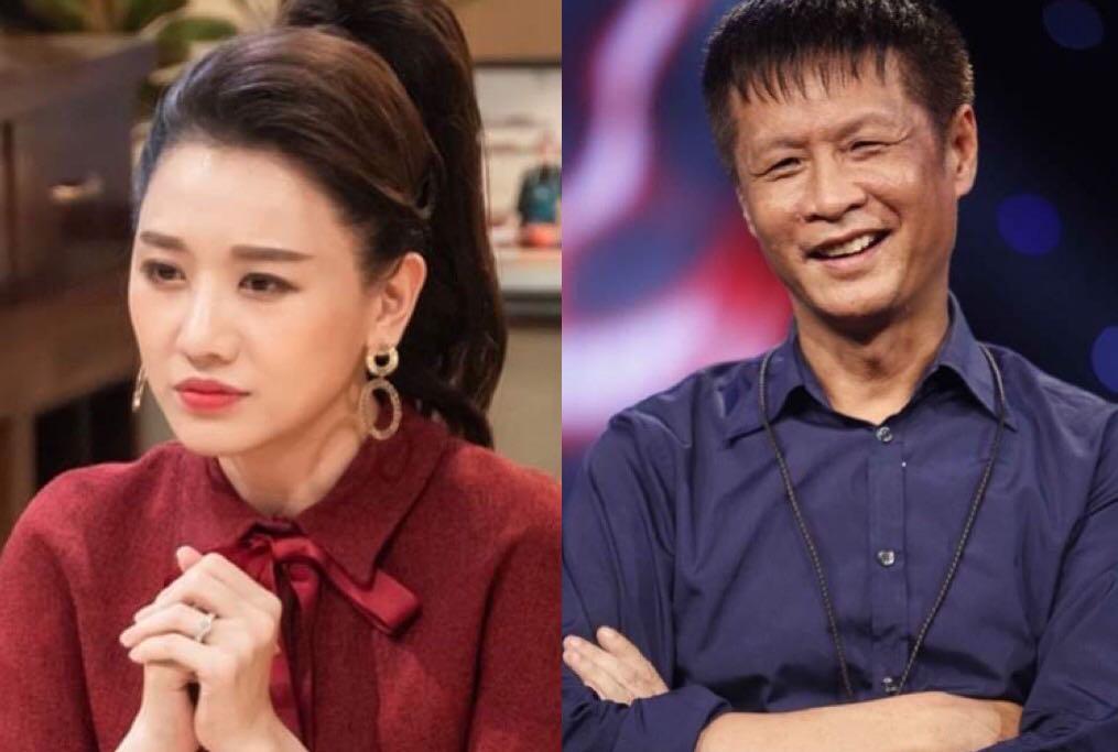 """Xôn xao việc đạo diễn Lê Hoàng """"mỉa mai"""" Hari Won: """"Lấy được chồng ngon rồi, ngồi ngai vàng nên chỉ tay 5 ngón"""""""