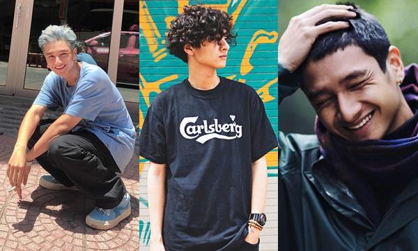Quả xứng danh hotboy Rap Việt: 16 Typh cân mọi kiểu tóc từ tóc quân đội 3cm đến bông xù lãng tử