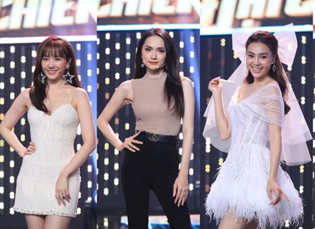 Hari Won, Lan Ngọc và Hương Giang phủ sóng các gameshow: Thị phi bủa vây, nhàm chán hay xứng đáng?