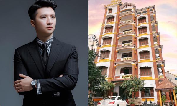Tiết lộ gia thế cực khủng của Nguyễn Trọng Hưng: Biệt thự, xe sang đủ cả mà suốt ngày bị tố ăn bám nhà vợ