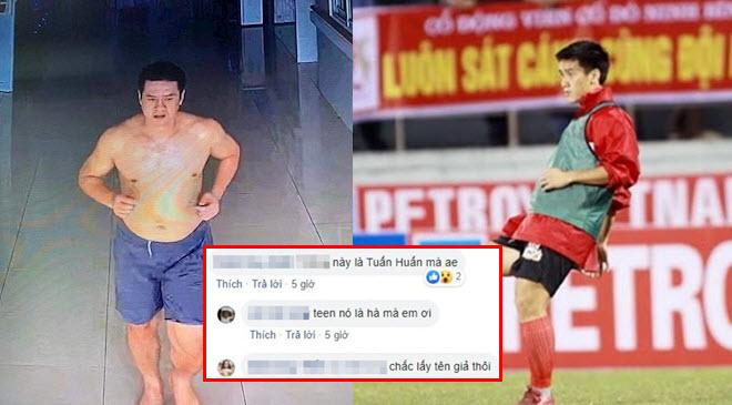 Người đàn ông bỏ trốn cách ly ở Quảng Ninh được nhiều người nhận ra là cựu cầu thủ bóng đá, nghi dùng tên giả
