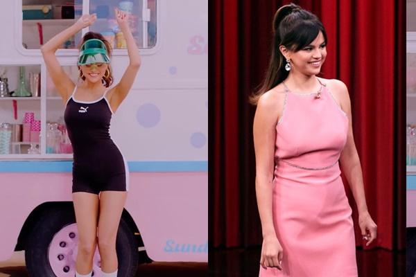 """Nỗ lực giảm cân cho MV mới, Selena Gomez diện đồ đơn giản vẫn nổi bật bên cạnh BLACKPINK """"sặc sỡ"""""""