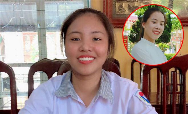 Nữ sinh cùng lớp với cô bạn 10 điểm Ngữ văn trở thành thủ khoa khối C toàn quốc với 29,25 điểm