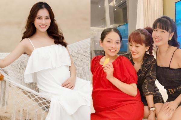 """Khoe mặt mộc quá xinh, Sara Lưu chiếm hết spotlight của bà xã Đăng Khôi, bảo sao Dương Khắc Linh u mê vợ """"không lối thoát"""""""
