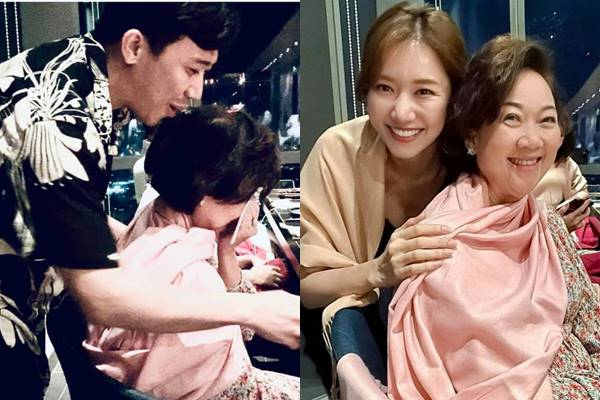Cưới nhau 4 năm chưa bầu, Trấn Thành lần đầu tiết lộ mối quan hệ giữa Hari Won và mẹ chồng