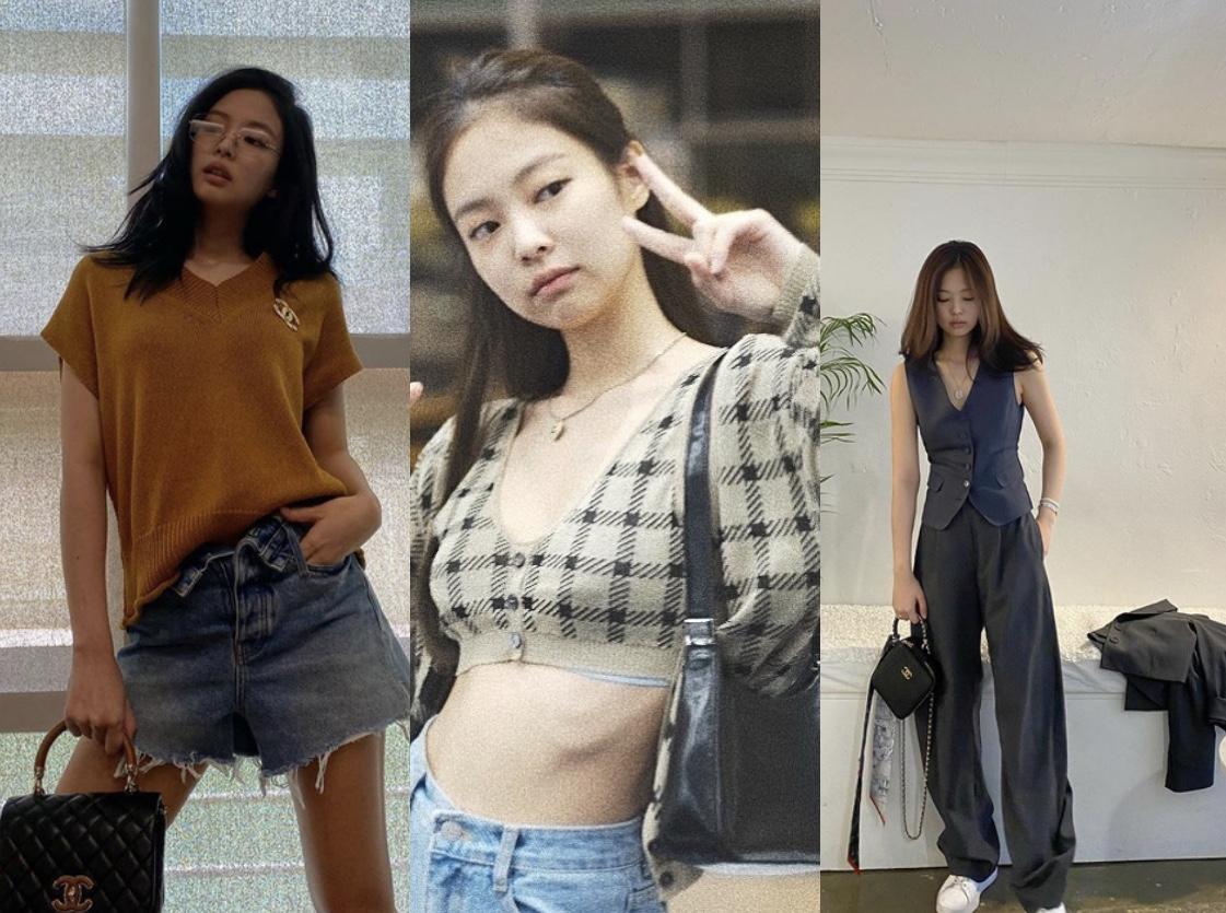 Nhìn Jennie mặc đồ lúc nào cũng tôn dáng, bí quyết nằm ở đây