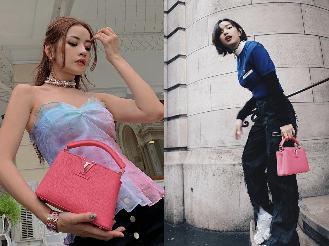 Chiếc túi LV có gì mà theo sao Việt từ tuần lễ thời trang đến cuộc sống thường ngày