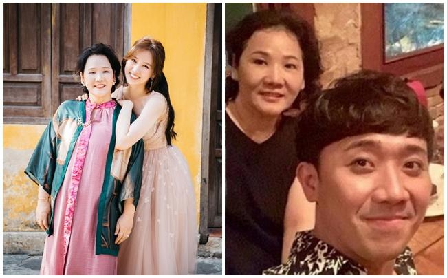 """Hari Won tiết lộ lý do mẹ ruột cô từng ghét Trấn Thành, gọi anh là """"đồ giả tạo"""""""