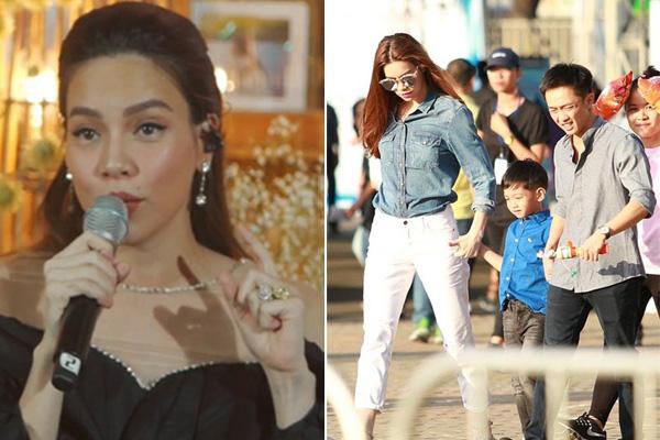Cường Đô La vừa vung tiền cho mẹ con Đàm Thu Trang, Hà Hồ lại ẩn ý nhắc mối tình 8 năm?