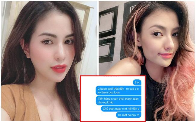 Chị em thân thiết, Hồng Quế và vợ cũ Việt Anh lại tố nhau căng đét vì nợ nần tiền bạc