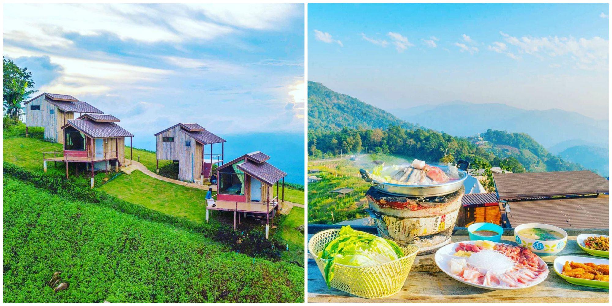 """Xác định ngay toạ độ Homestay nằm cheo leo giữa sườn đồi view cực """"xịn xò"""" ở Phú Yên"""