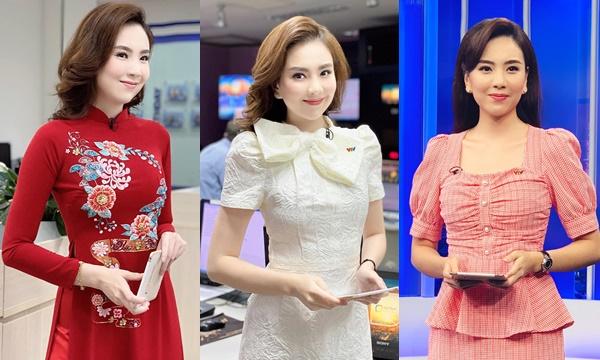 MC Mai Ngọc chính là biểu tượng thời trang công sở để các chị em học tập: thanh lịch những vẫn cuốn hút