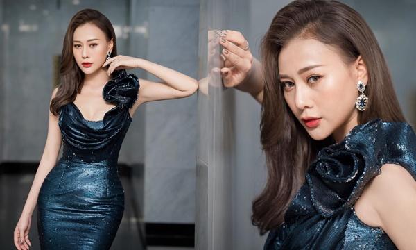 Gu thời trang đẳng cấp của Phương Oanh cứ đến VTV Awards là chẳng hiểu sao cứ có vấn đề