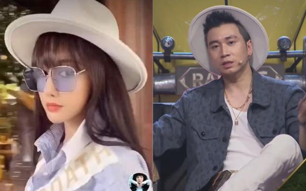 """Có ai """"cuồng"""" bạn gái như Karik, lên sóng Rap Việt cũng phải diện đồ của bé người yêu xinh đẹp"""