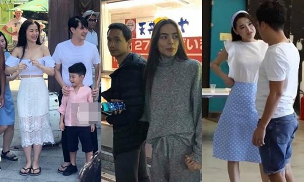 Khi các mỹ nhân Việt sánh bước bên chồng: người lộng lẫy như đi sự kiện, người xuề xòa đến chẳng nhận ra