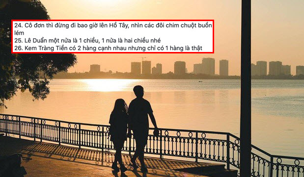 Ngỡ ngàng 100 bí kíp sống ở Hà Nội dành cho tân sinh viên với nhiều điều tưởng quen mà lạ đến hài hước