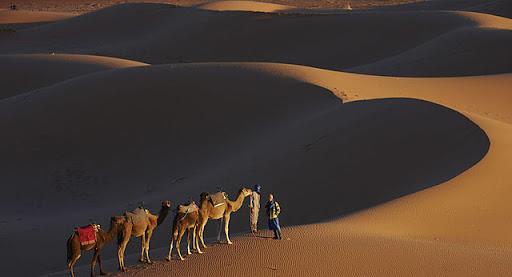 Thế giới cùng cực nơi hoang mạc nóng nhất Trái Đất - Kỳ 1: Chuyến bay xa xỉ đến nơi không có gì tồn tại