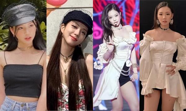 Nhìn Amee với Jennie, Jisoo không phân biệt nổi vì gu thời trang quá giống nhau
