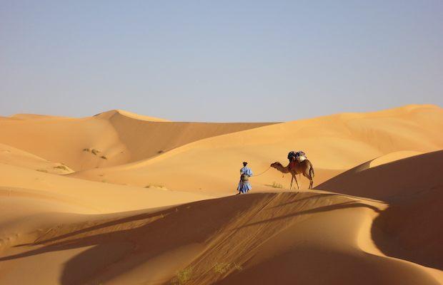 Thế giới cùng cực nơi hoang mạc nóng nhất Trái Đất - Kỳ 2: Nước được thừa kế, mua, bán và có giá trị hơn cả đất đai