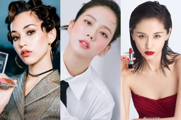 Vượt mặt 2 mỹ nhân xứ Trung và Nhật, Jisoo (BlackPink) được mệnh danh là đại sứ Dior Beauty vạn người mê