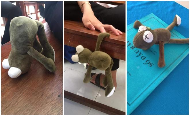 Mới đi học được 1 tuần, học trò lại tạo nên hot trend mới với loạt biểu cảm khó đỡ của chú ếch Kermit