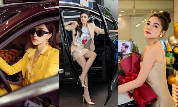 Thời trang xế hộp của mỹ nhân Việt: người như tổng tài, người nhẹ nhàng xông chúa nhưng sốc nhất vẫn là Kỳ Duyên