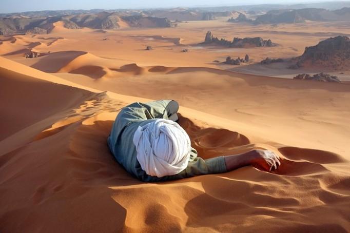 Thế giới cùng cực nơi hoang mạc nóng nhất Trái Đất - Kỳ cuối: Sự sống là vượt qua cơn khát