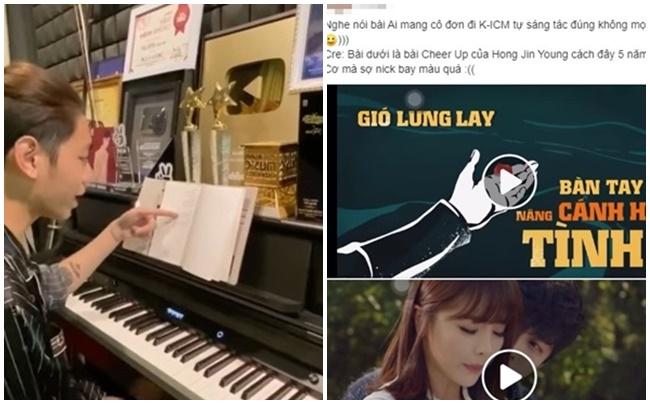 Bị tố đạo nhạc Hàn, K-ICM mở hẳn lớp học nhạc lý dạy anti-fans phân biệt 2 bài khác nhau