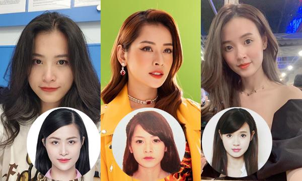 Ngắm nhìn ảnh thẻ loạt mỹ nhân Việt: người trang điểm lồng lộn như thảm đỏ, người mặt mộc vẫn xinh đẹp ngất ngây