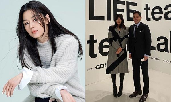"""Thảng thốt gu thời trang Jeon Ji Hyun xuống cấp, """"mợ chảnh"""" của Netizen ngày xưa nay còn đâu"""