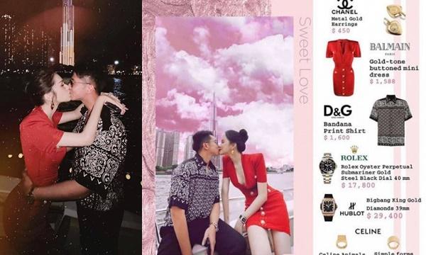 2 lần hẹn hò, Hương Giang cùng diện một kiểu đầm nhưng đều có dụng ý cả