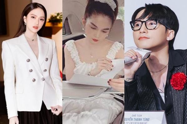 Soi phong cách thời trang tổng tài của sao Việt: người lộng lẫy như đi sự kiện, người xuề xòa diện hẳn đồ ngủ