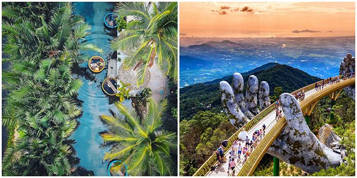 Nhiều điểm du lịch ở Quảng Nam, Đà Nẵng mở cửa đón khách sau thời gian ngừng hoạt động do dịch Covdi-19